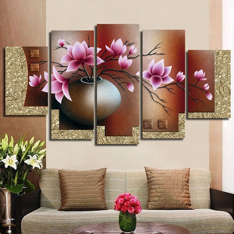 Hand-Painted Oil Wall Art - UYL Online Store