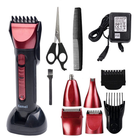5 in 1 Electric Hair Clipper For Men