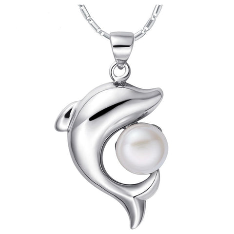 Sweet Dolphin Shaped Pendant Jewelry FREE Plus Shipping Offer