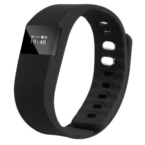 Bluetooth Smart Sports Fitness Wrist Band For iOS and Android