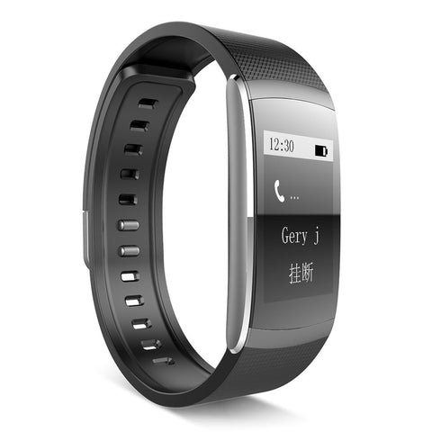 Bluetooth Smart Wristband Heart Rate Monitor,  For Android and iOS