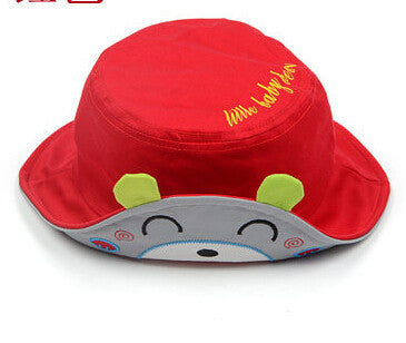 Sun Spring Bucket Hat for Babies and Children