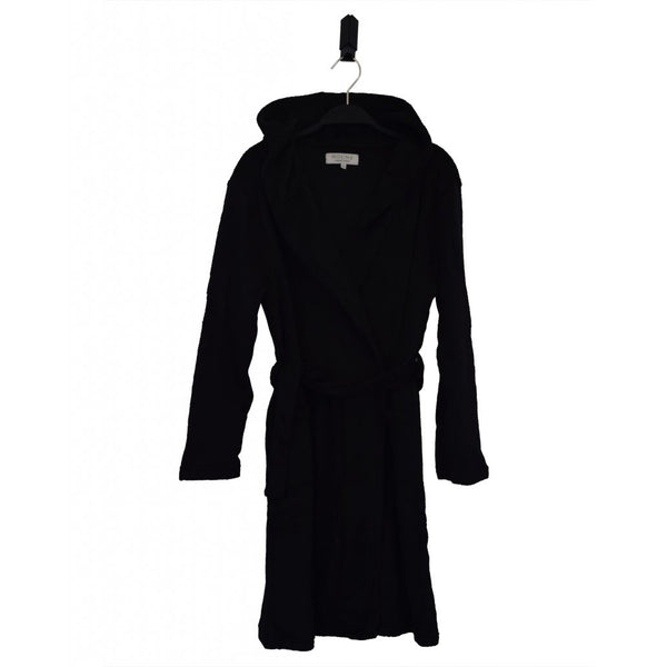 HOUNd GIRL Bathrobe Bathrobe Black
