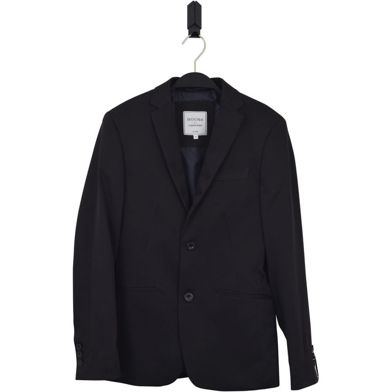 HOUNd BOY Blazer plain Blazer Black