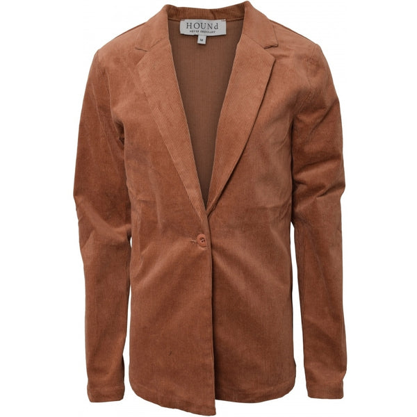 HOUNd GIRL Corduroy blazer Blazer Light brown
