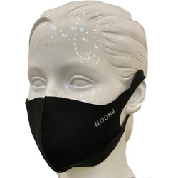 HOUNd BOY Face Mask Accessory Black