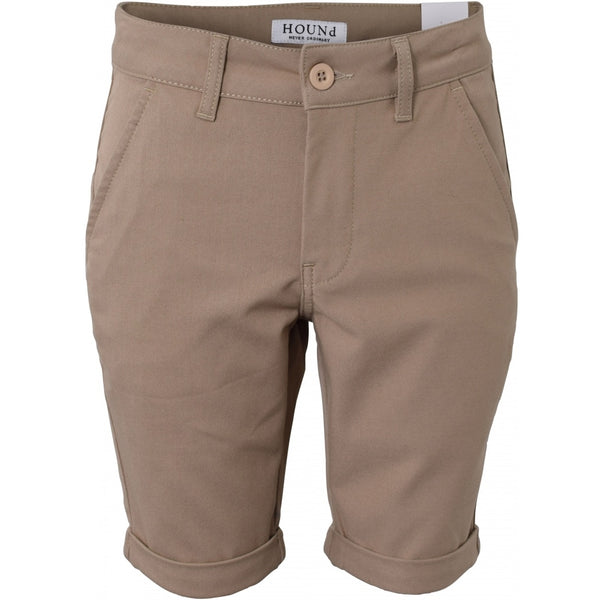 HOUNd BOY Fashion Chino shorts shorts Sand
