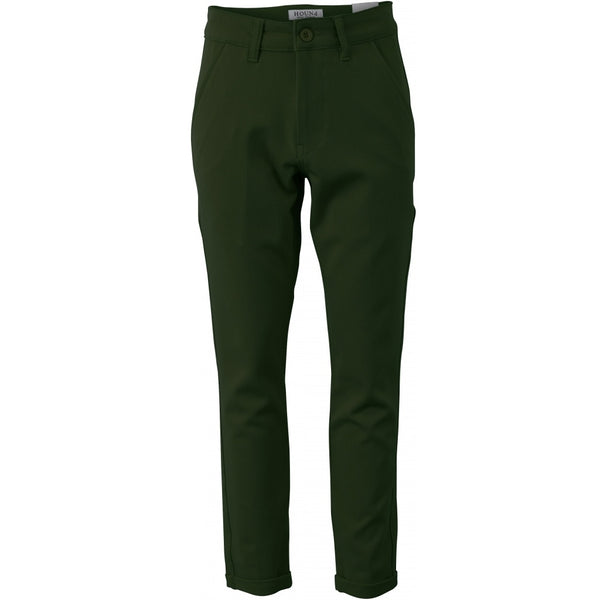 HOUNd BOY Fashion chino pants Army