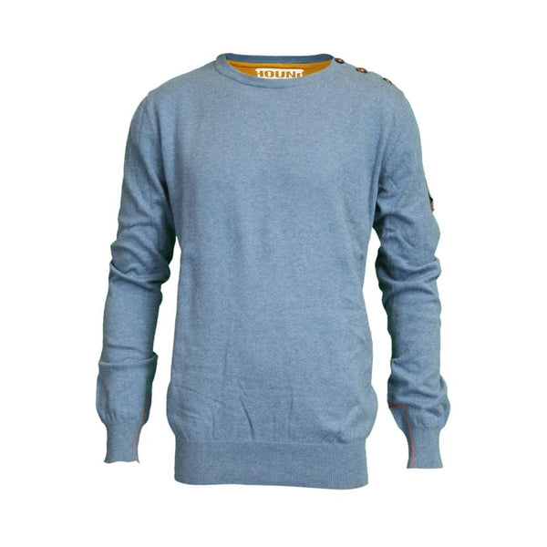 HOUNd BOY Knit Knit dusty blue melange