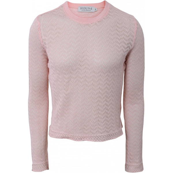 HOUNd GIRL Knit Knit Soft peach