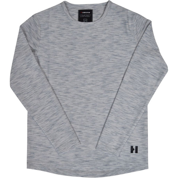 HOUNd BOY Knit o-neck Knit Light grey melange
