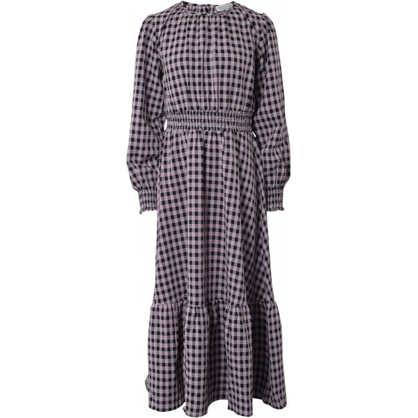 HOUNd GIRL Long dress dress Checks