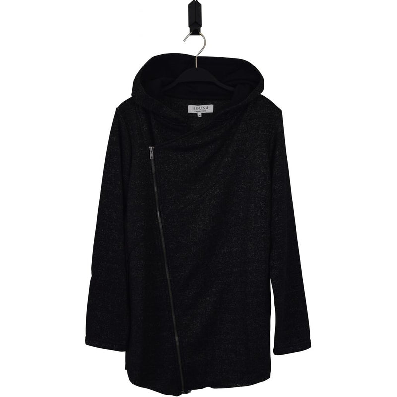 HOUNd BOY Long line cardigan cardigan Black mix