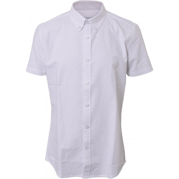 HOUNd BOY Shirt S/S - Button Down shirt White