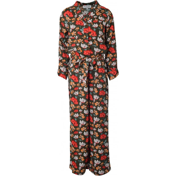 HOUNd GIRL Safari jumpsuit jump suit Flower print
