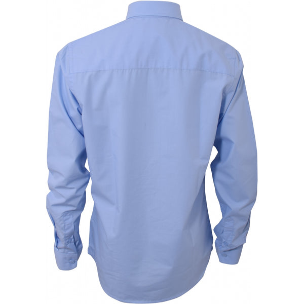 HOUNd BOY Shirt Plain shirt Light blue