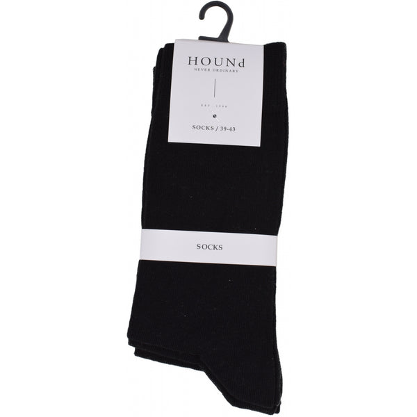 HOUNd BOY Socks 3-Pack Socks Black