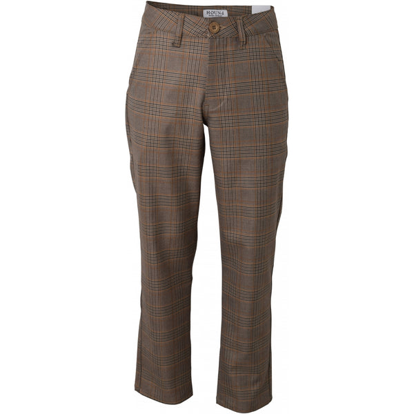 HOUNd BOY Wide Fashion Chino pants Brown