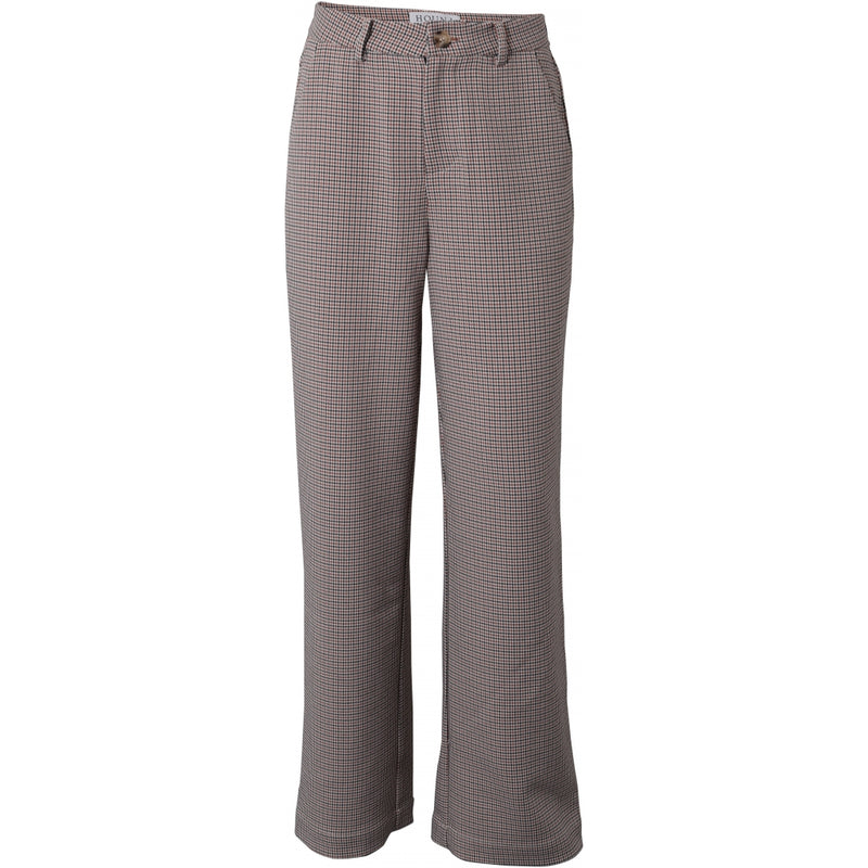 HOUNd GIRL Wide pants pants Checks