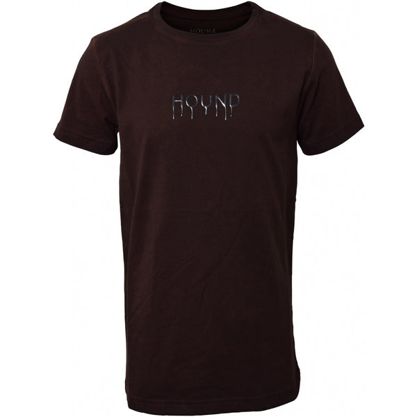 HOUNd BOY Tee S/S tee s/s Brown