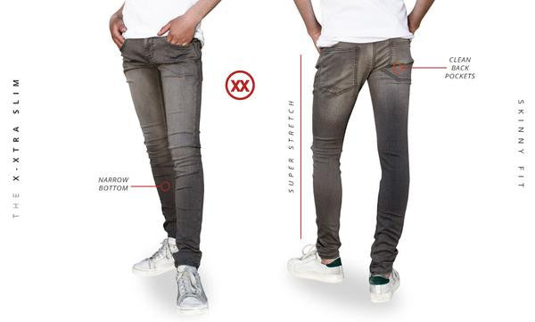 jeans guide x xtra slim