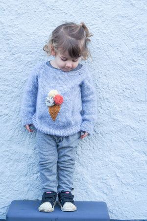 Gelato sweater NORSK