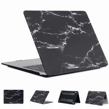 Load image into Gallery viewer, Macbook Air Marble Black