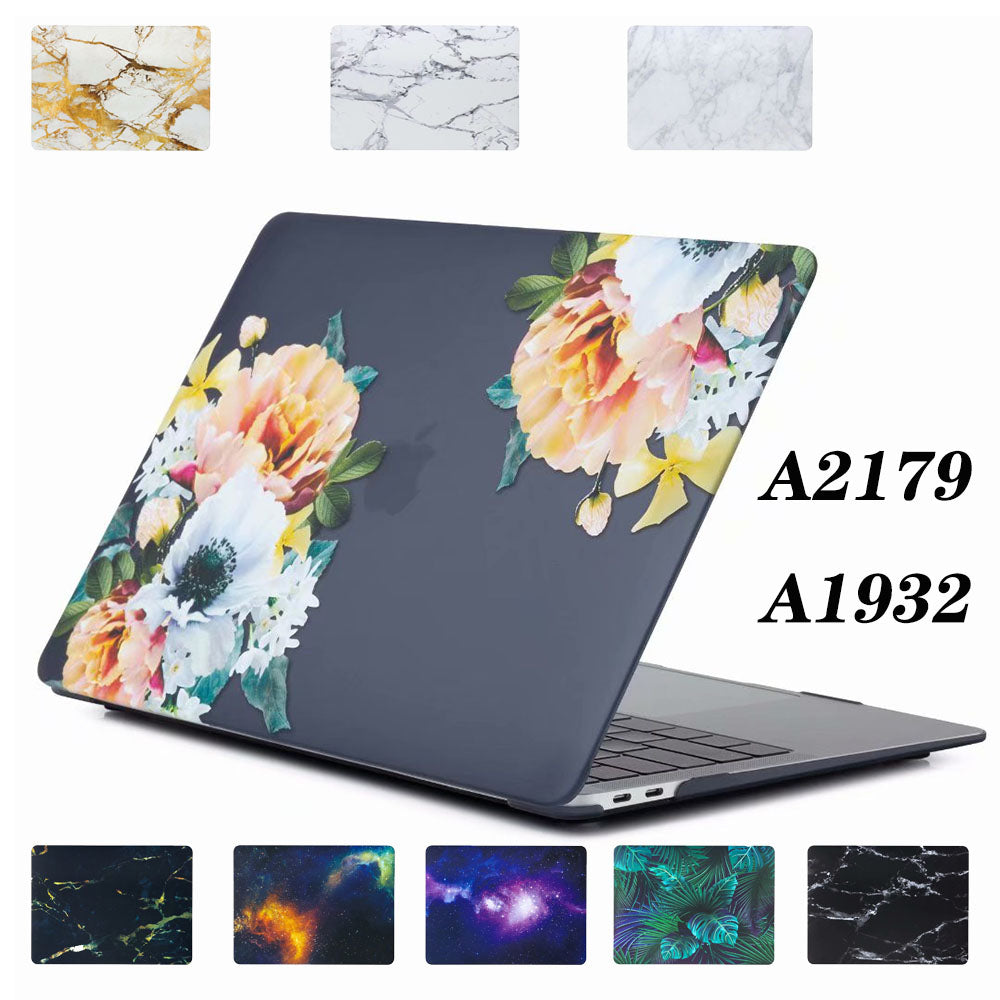 Macbook Air Peony Flower