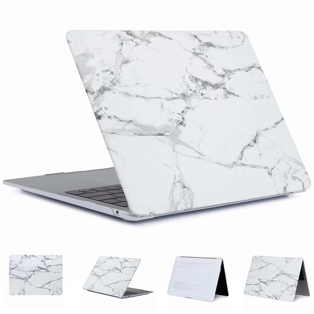 Macbook Air  White Marble