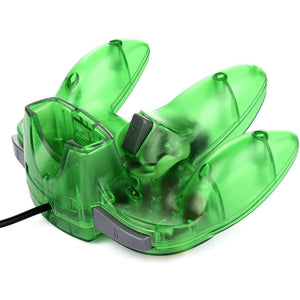 2 Pack N64 1.8m/6FT Controllers for Retro Nintendo Gaming - Clear Green 5