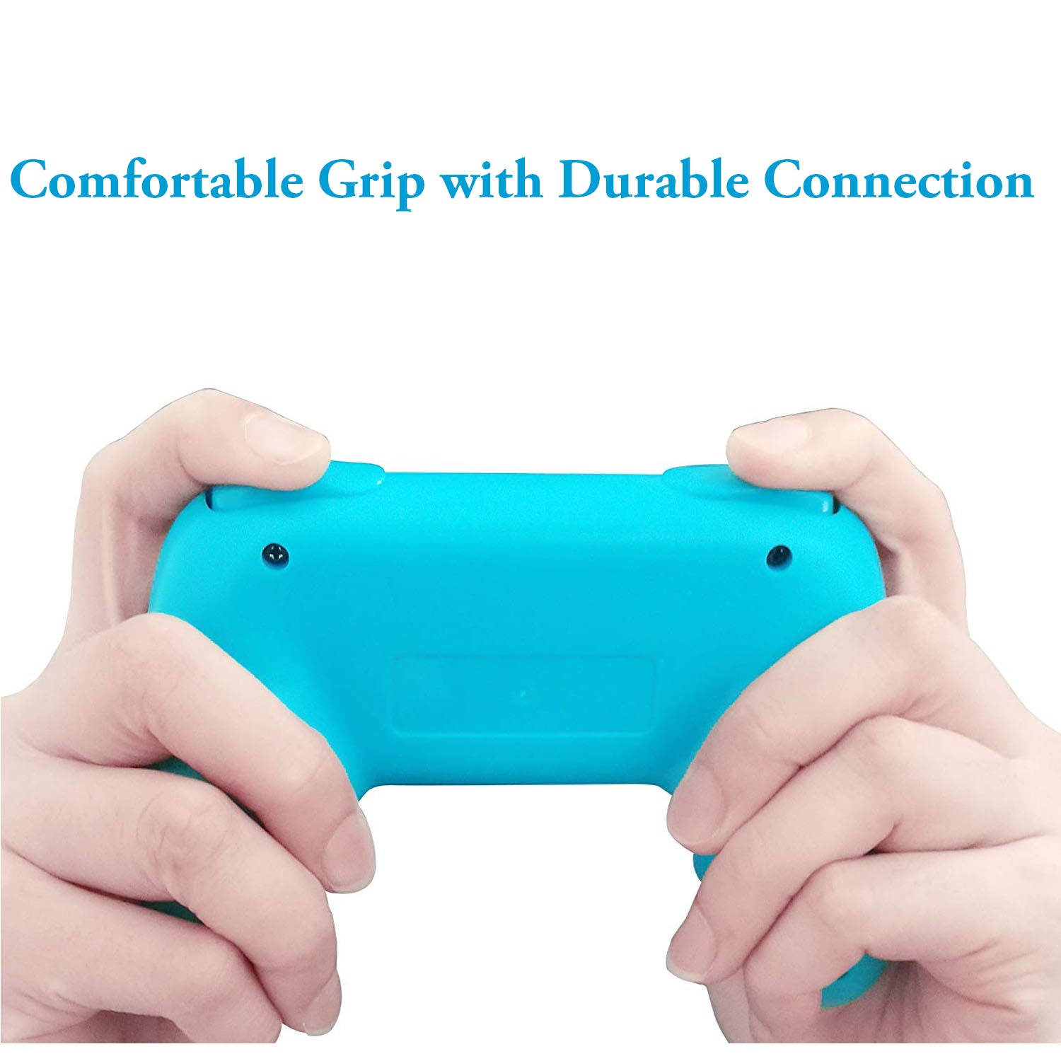 2 Pack Wear Resitant Handle Grip for Nintendo Switch Joy-Con Controllers 3