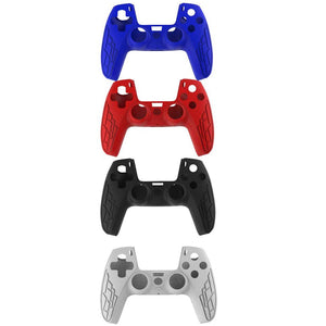 4 Pack PS5 Silicone Cover for Sony PlayStation 5 DualSense Controller 1