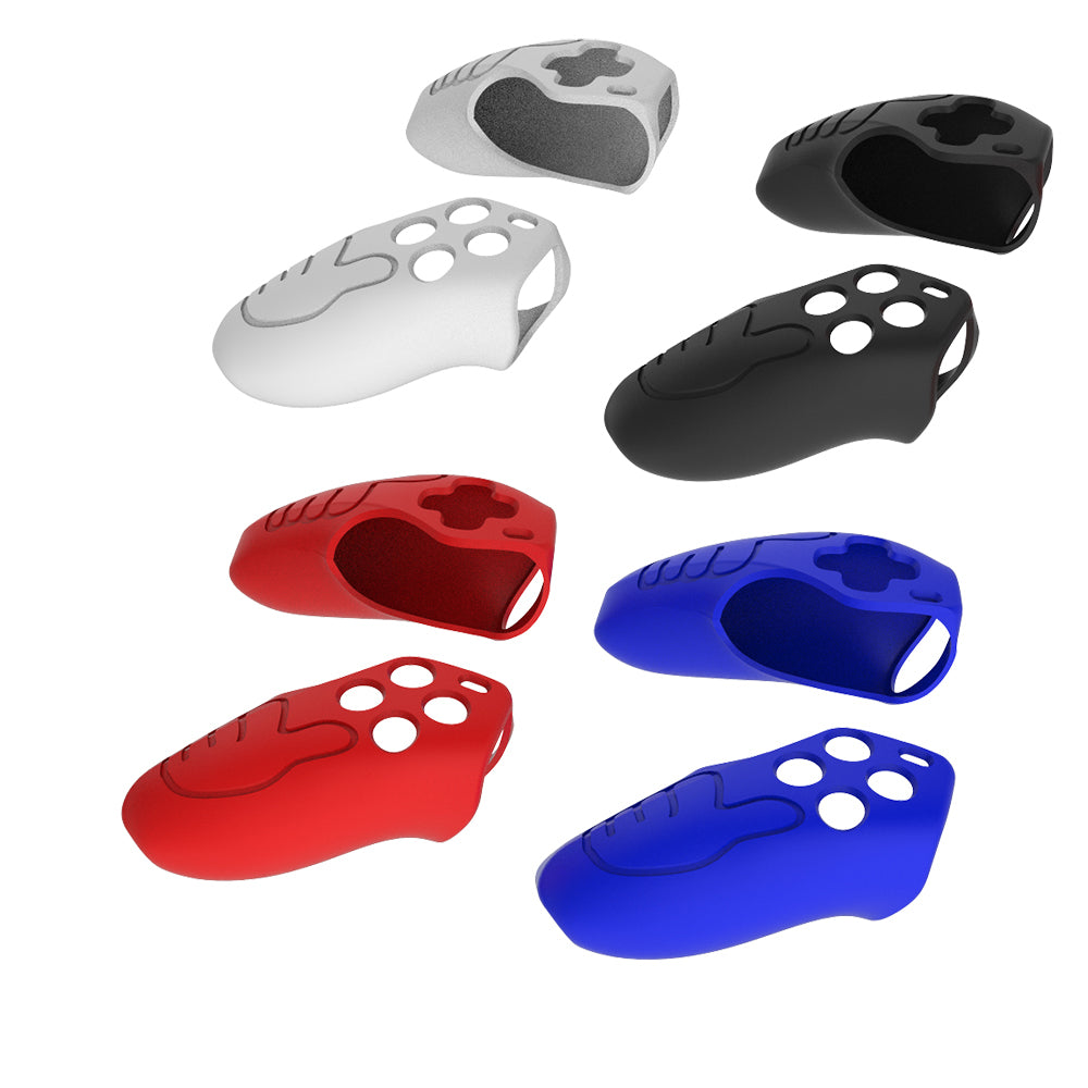 4 Pack Gaming Silicone Skin Thumb Grips Cover for Sony PlayStation 5 1