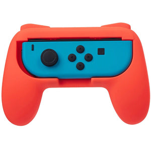 2 Pack Wear Resitant Handle Grip for Nintendo Switch Joy-Con Controllers 5