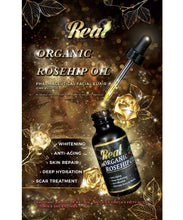 Load image into Gallery viewer, Real House Canada Anti-Aging Organic Rosehip Facial Elixir 5
