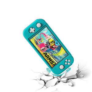 Anti-Collison Non-Slip Grip Silicone Case for Nintendo Switch Lite 4