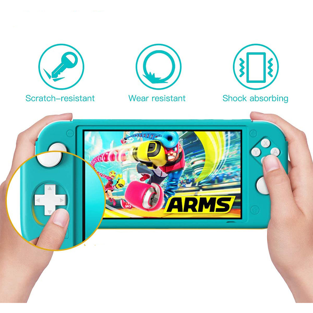 Anti-Collison Non-Slip Grip Silicone Case for Nintendo Switch Lite 3