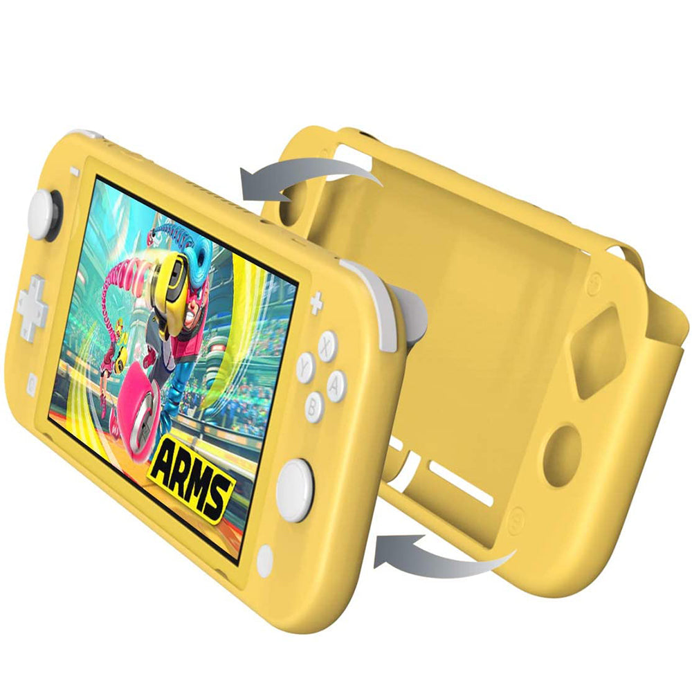 Anti-Collison Non-Slip Grip Silicone Case for Nintendo Switch Lite  1