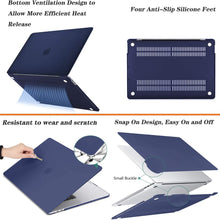 Load image into Gallery viewer, Matte Coating Hard Cover Case for MacBook Pro 16 Inch A2141
