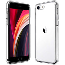 Load image into Gallery viewer, Crystal Slim Anti-Scratch Protective Case for iPhone SE 2020 Case and Screen Protector 1