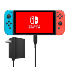 Load image into Gallery viewer,  Games TV Mode Supports Dual-Voltage AC Charger for Nintendo Switch 0