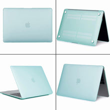 Load image into Gallery viewer, Matte Coating Hard Cover Case for MacBook Air 13 Inch A1932 A2179