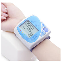 Load image into Gallery viewer, Wrist Digital Blood Pressure Monitor HK-610 2
