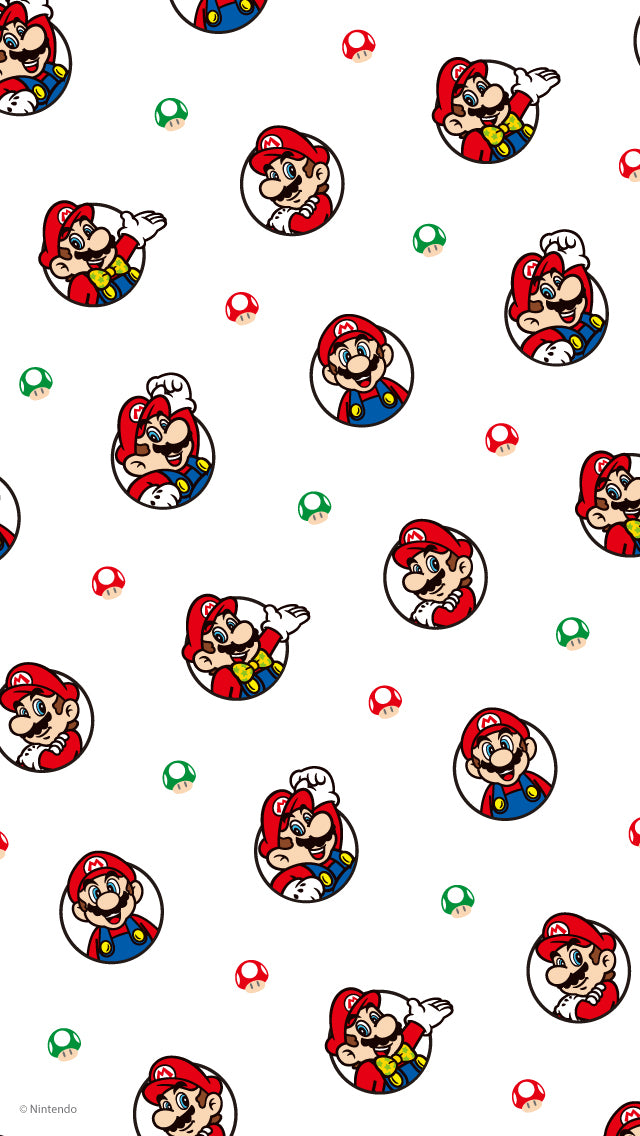 Mario Day Wall Paper