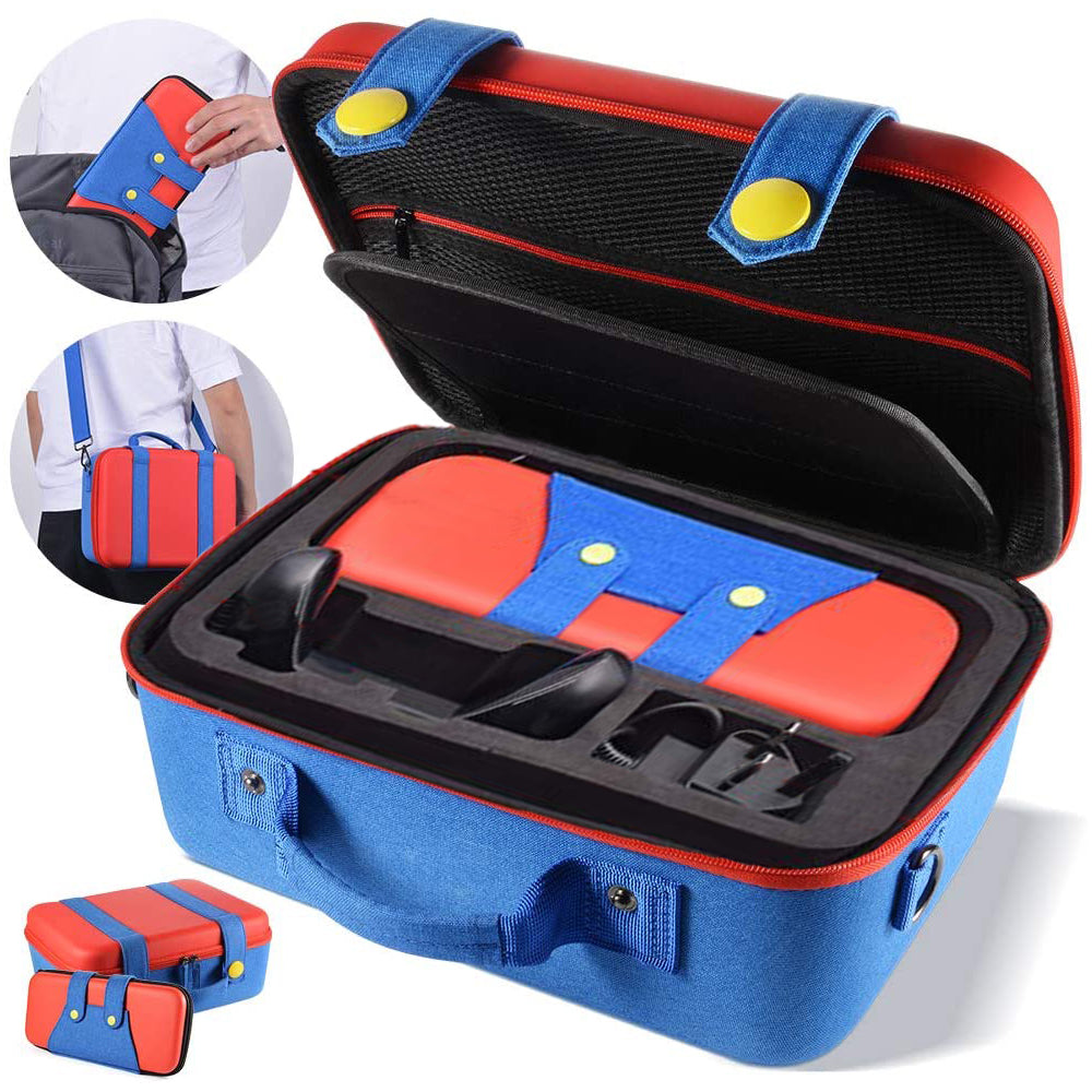Mario Denim Pants Console Storage Case 0