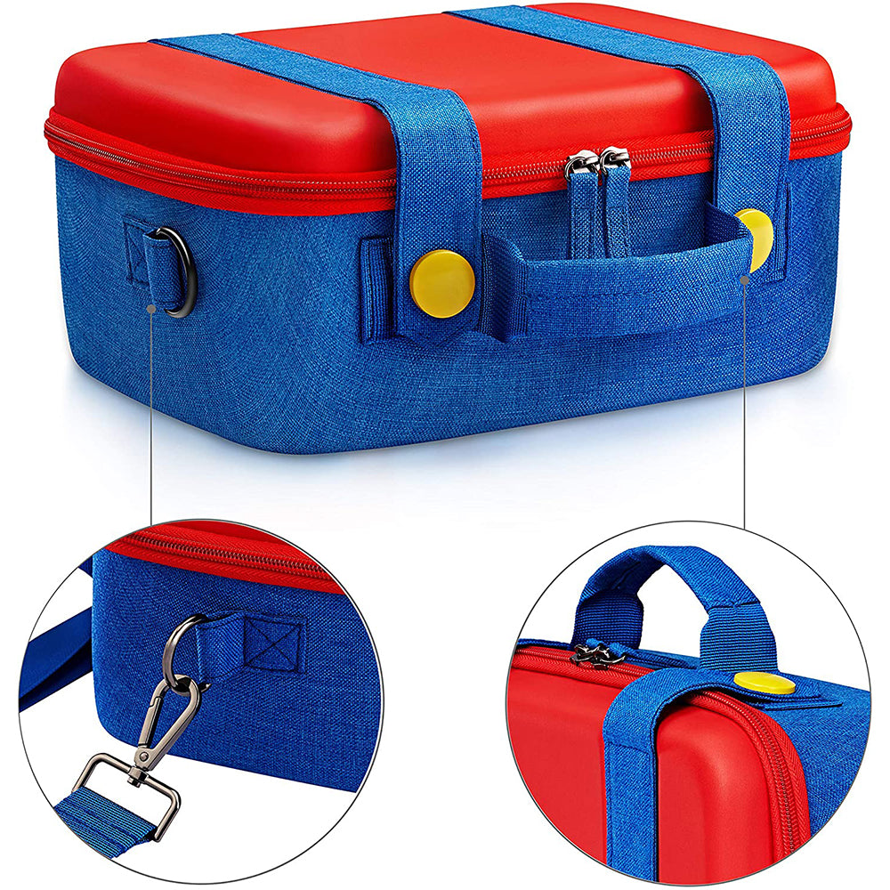 Mario Denim Pants Console Storage Case 1