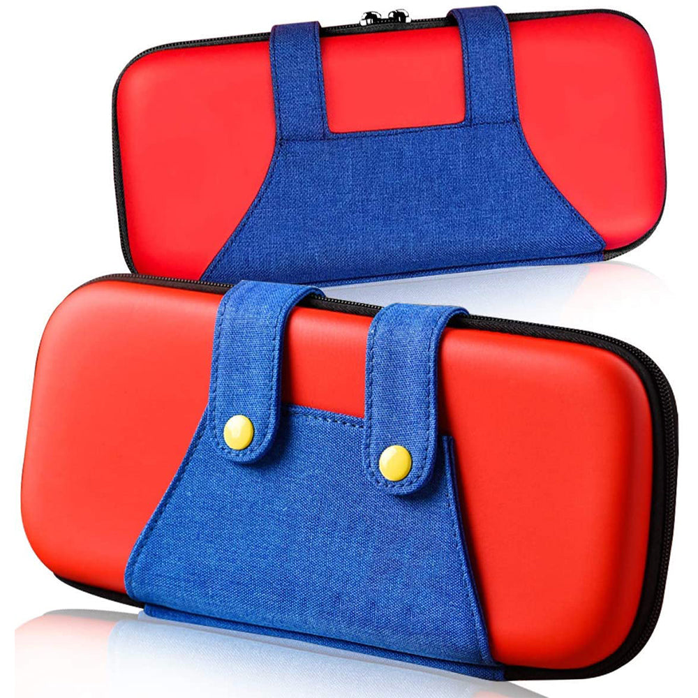 Mario Denim Pants Console Storage Case Small