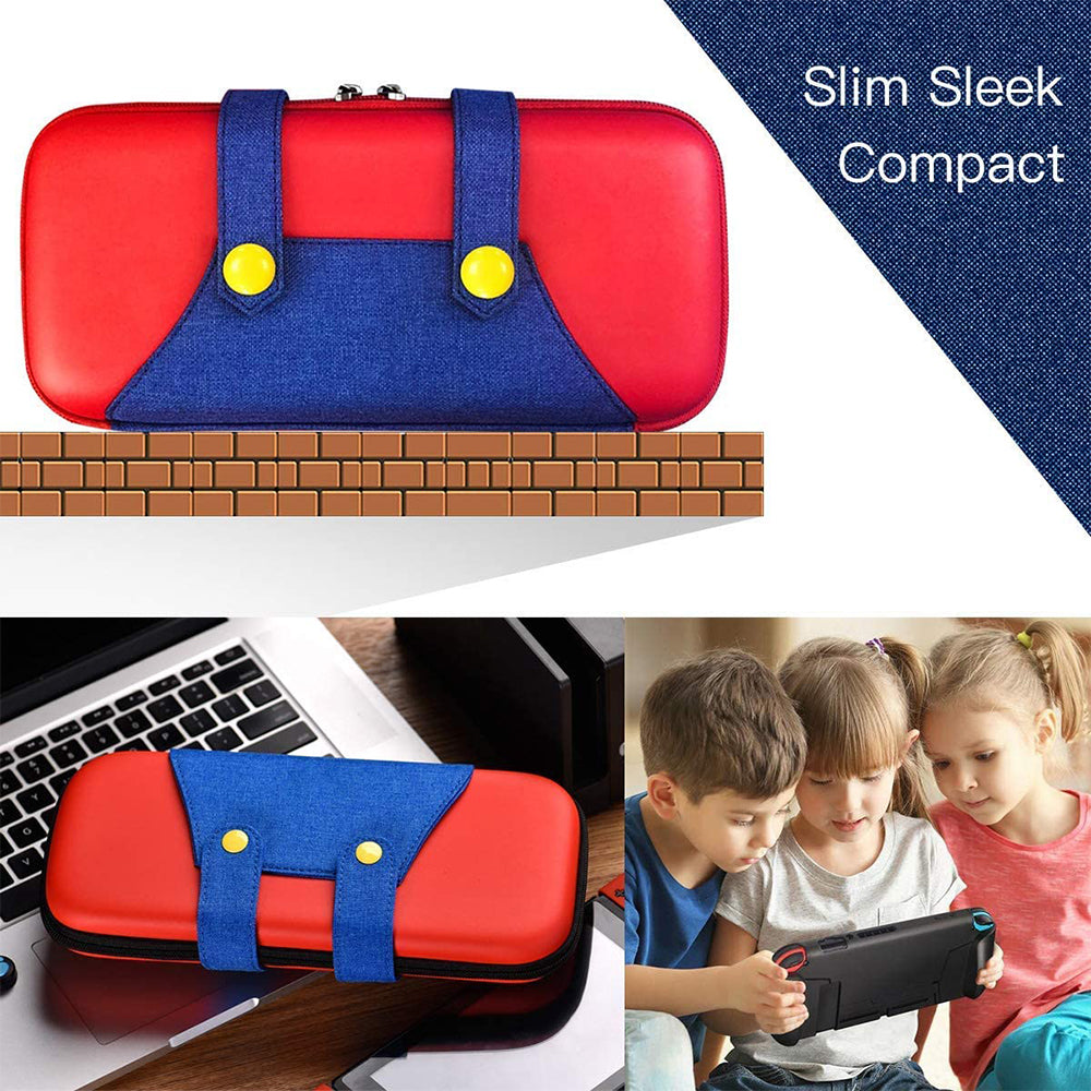 Mario Denim Pants Console Storage Case 2
