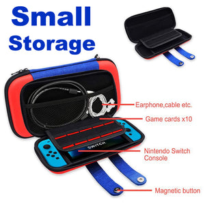 Mario Denim Pants Console Storage Case Small Storage