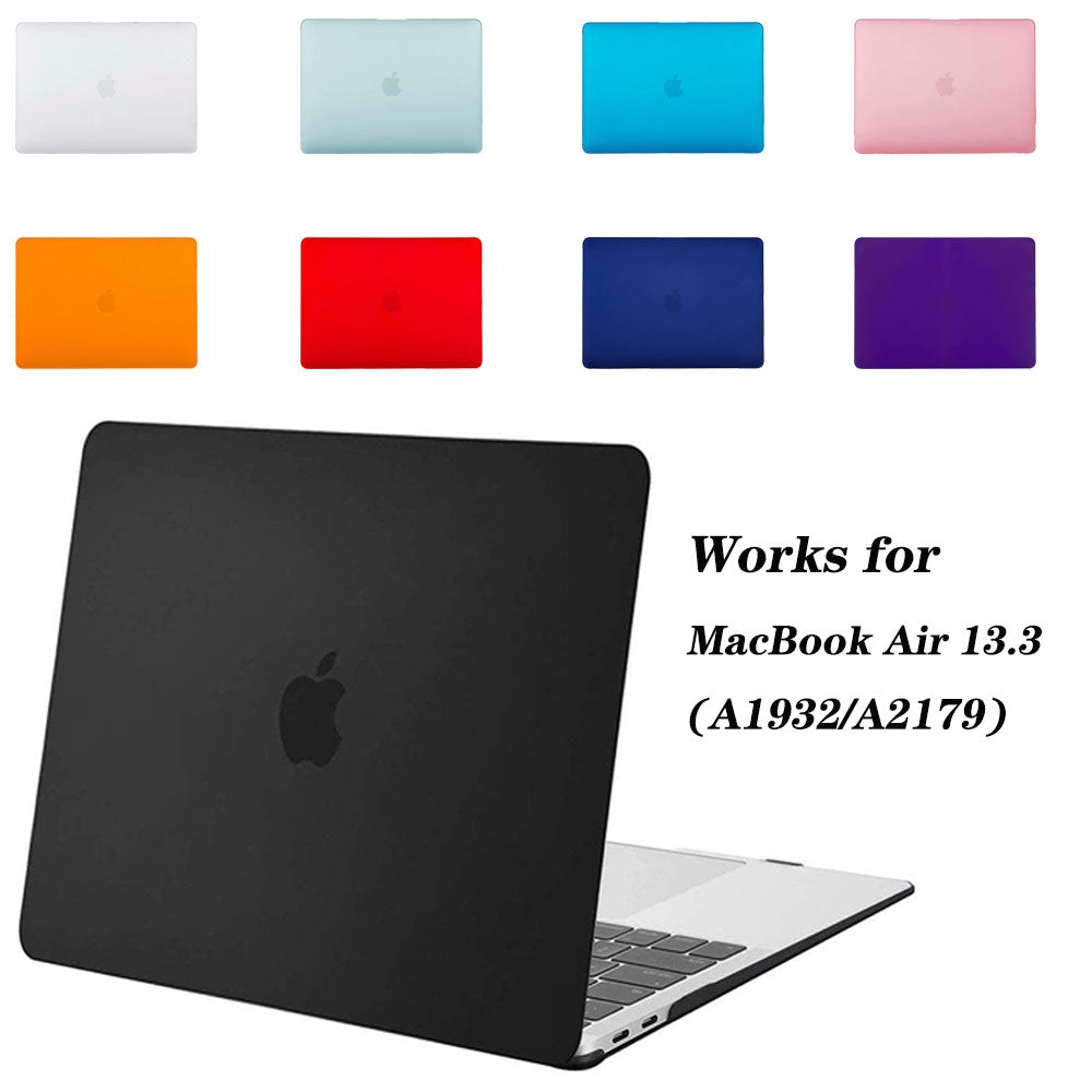 Matte Coating Hard Cover Case for MacBook Air 13 Inch A1932 A2179